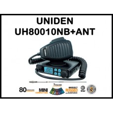 Uniden UHF & Antenna UH8010S and AT870